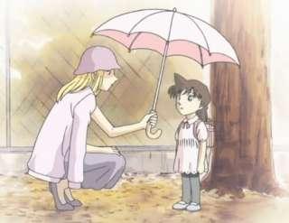 Ran đã gặp Fusae Campbell, mười năm trước, và mượn ô của cô ấy.