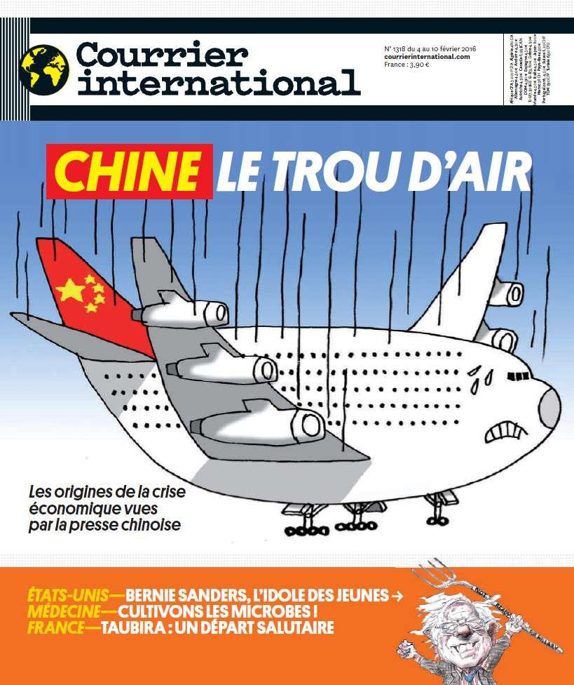 Courrier international 1318 du 4 au 10 Février 2016
