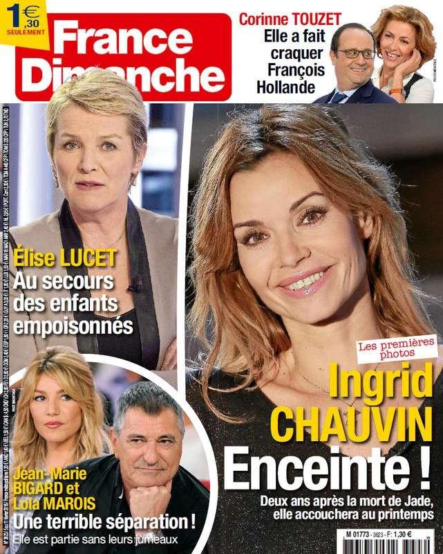 France Dimanche 3623 - du 5 au 11 Février 2016