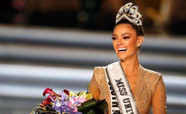 Señorita Sudáfrica Miss Universo 2017