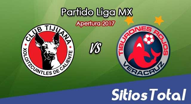Xolos Tijuana vs Veracruz en Vivo – Jornada 13 Apertura 2017 Liga MX – Viernes 13 de Octubre del 2017