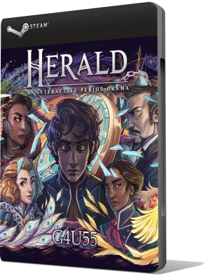 [PC] Herald: An Interactive Period Drama - Book I & II (2017) - ENG