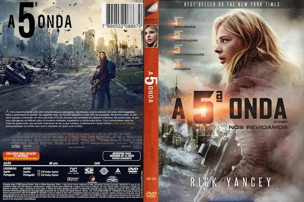 he 5th Wave BluRay (2016)