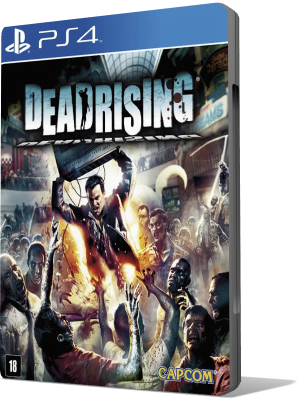 [PS4] DEAD RISING (2016) - SUB ITA