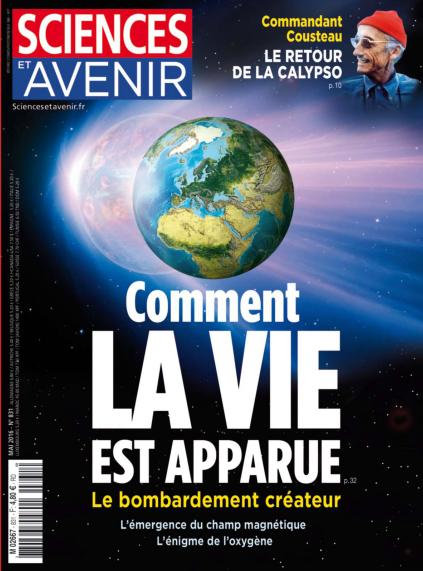 Sciences et Avenir - Mai 2016