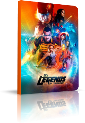 DC's Legends of Tomorrow - Stagione 2 (2017) [13/17] .mkv BDMux 1080p & 720p & SD ITA ENG Subs