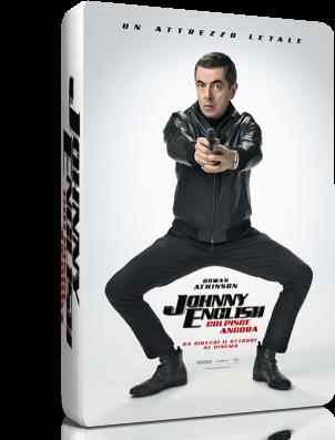 Johnny English Colpisce Ancora (2018).avi MD MP3 HDTS - iTA