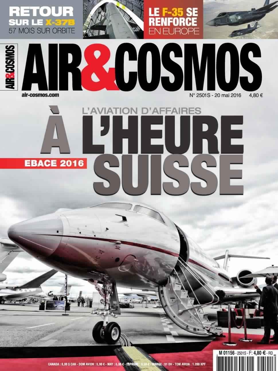 Air & Cosmos 2501 - 20 au 26 Mai 2016