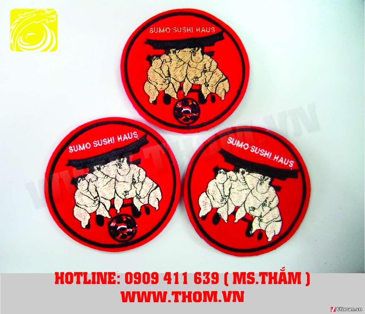 Xưởng sản xuất Lót Ly in logo quảng cáo, làm quà tặng doanh nghiệp giá rẻ 0909411639