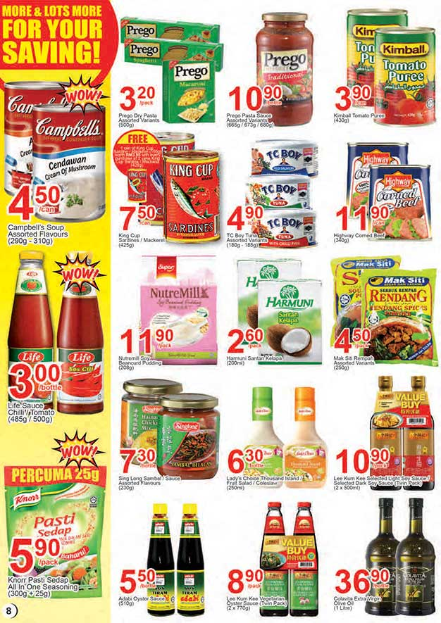 Aeon Big Catalogue (21 April - 4 May 2017)