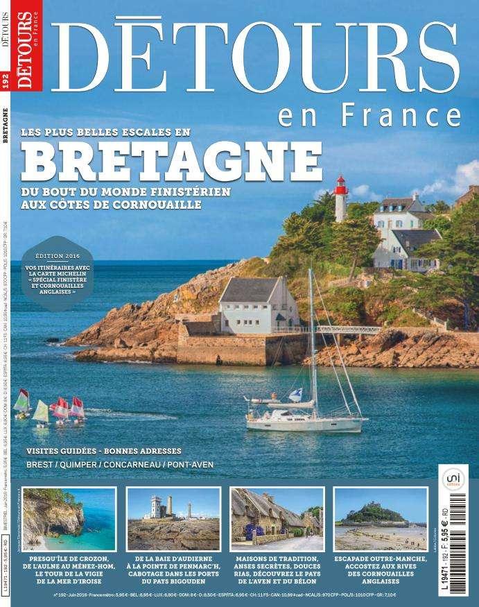 Détours en France 192 - Juin 2016