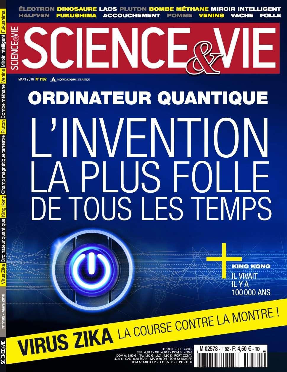 Science & Vie 1182 - Mars 2016