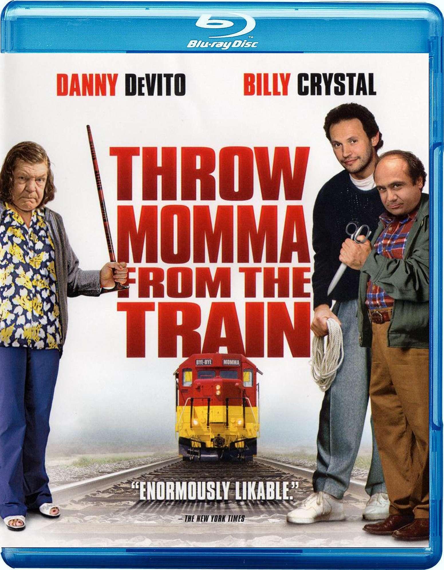 Getta la mamma dal treno (1987) BDRA BluRay Full DD ITA DTSHD ENG - DDN