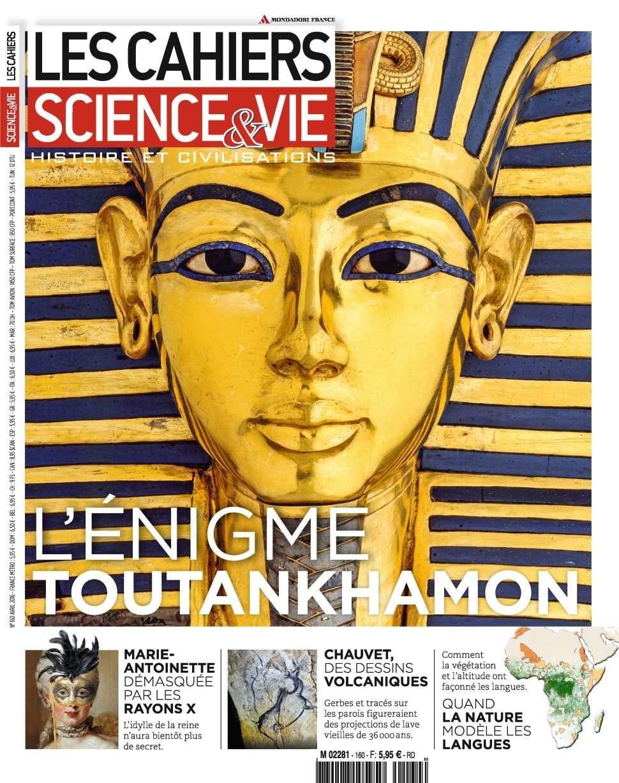 Les Cahiers de Science & Vie 160 - Avril 2016