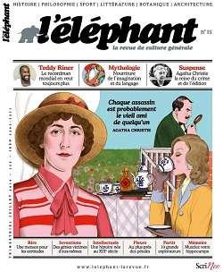 L'Eléphant 15 - Juillet 2016