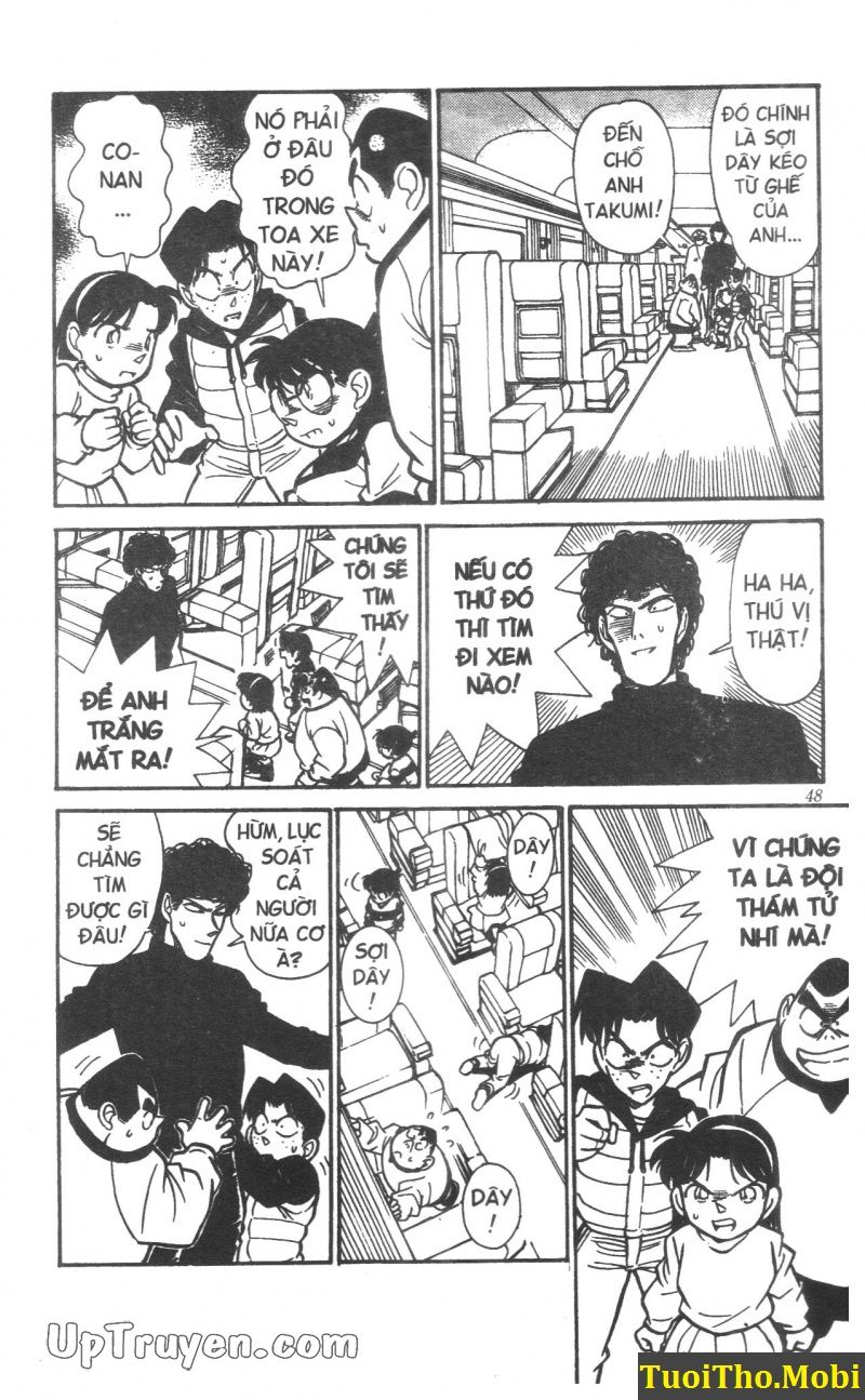 đọc truyện Conan bộ đặc biệt chap 11 trang 13