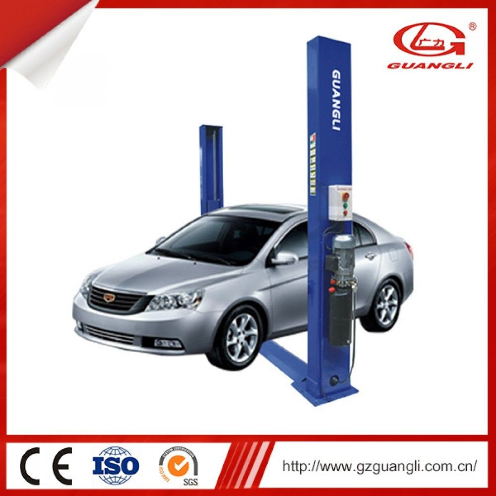 Cầu nâng 2 trụ Guangli – Model: GL 3.2 – 2E