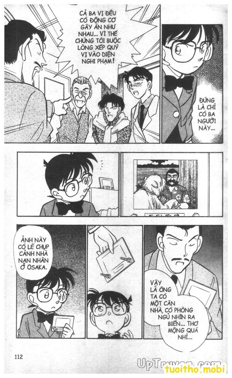 đọc truyện Conan bộ đặc biệt chap 23 trang 19