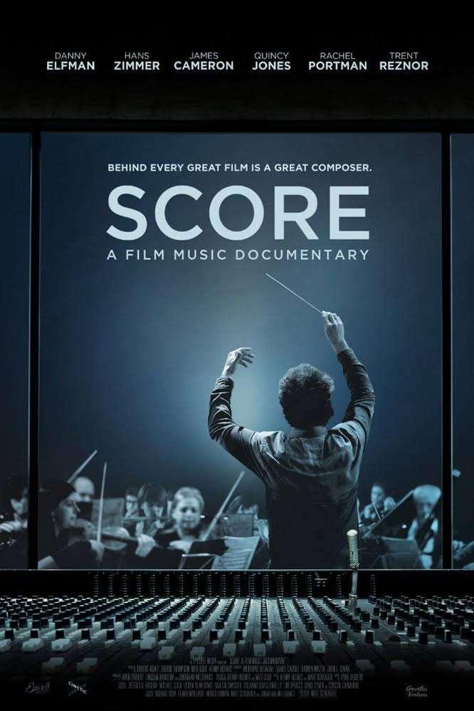 Score: A Film Music Documentary Τα Σάουντρακ της Ζωής μας Πόστερ Poster