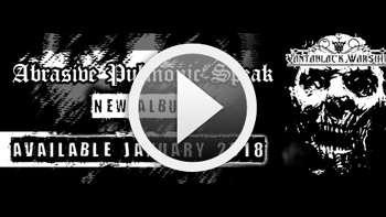 vantablack warship – abrasive pulmonic speak (2018) - teaser 2