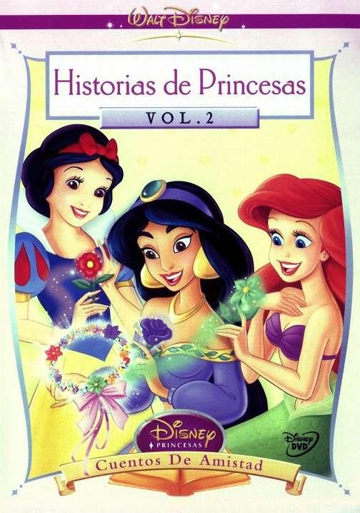 Disney: Historia de Princesas Volumen 2 [Latino]