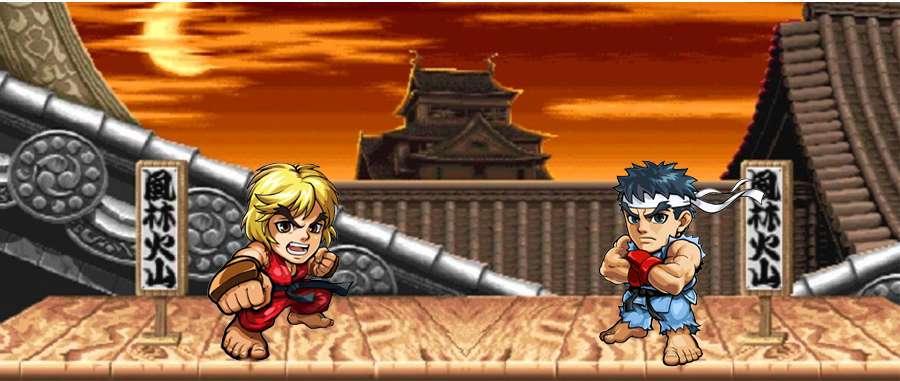 Resultado de imagem para street fighter 2