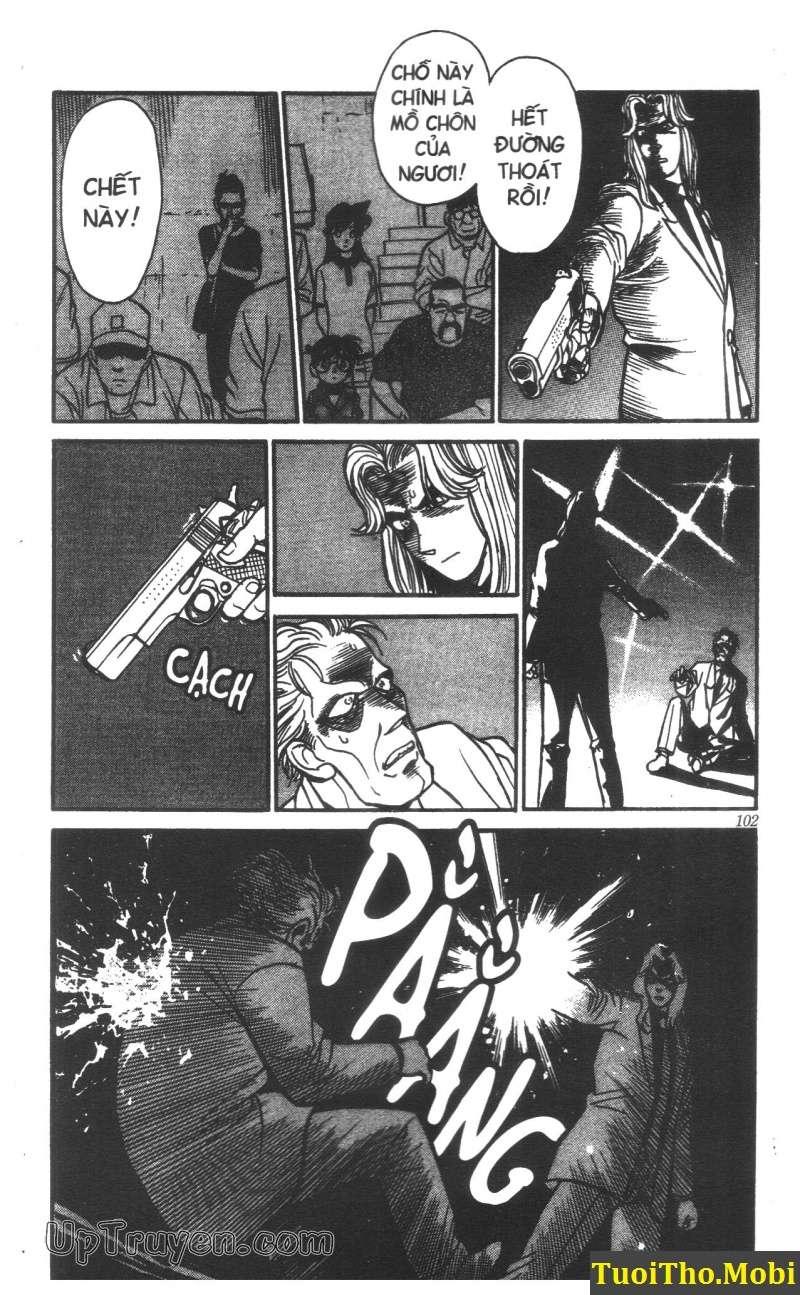 đọc truyện Conan bộ đặc biệt chap 14 trang 11