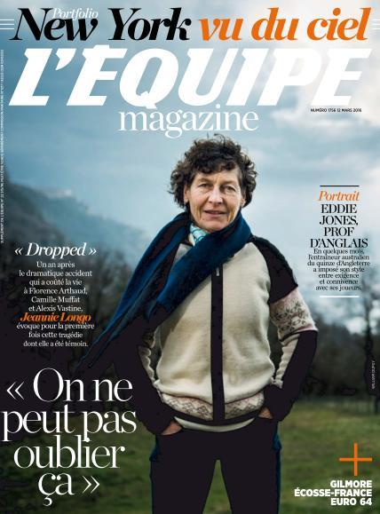 L'Equipe Magazine - 12 Mars 2016