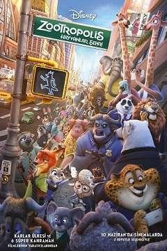 Zootropolis: Hayvanlar Şehri - 2016 Türkçe Dublaj BRRip indir