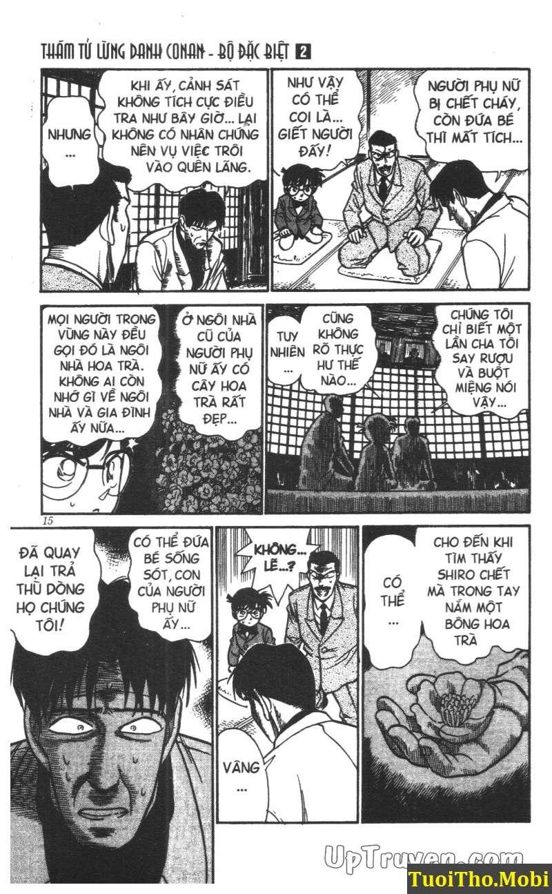 đọc truyện Conan bộ đặc biệt chap 10 trang 10