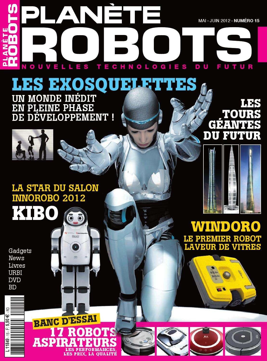 Planète Robots 15