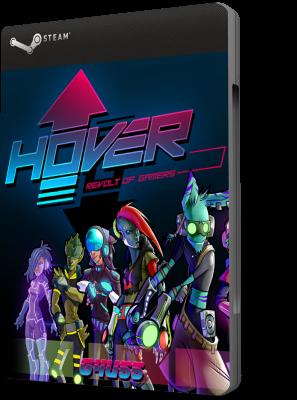 Hover Revolt Of Gamers DOWNLOAD PC ENG (2017)