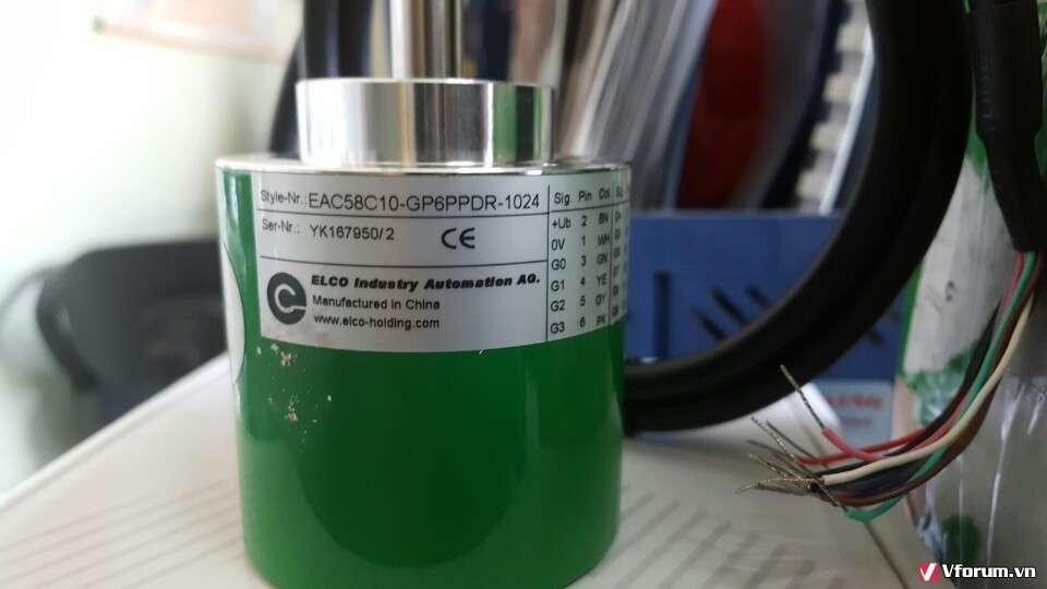 Thiết bị đo lường Elco EAC 58C10-GP6PPDR-1024
