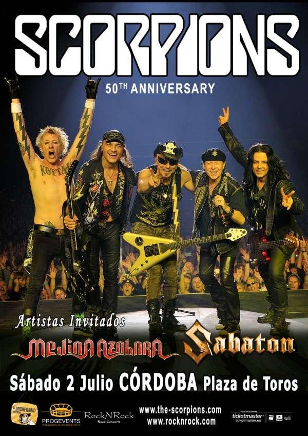 Scorpions - cartel