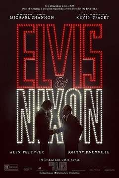 Elvis ve Nixon - 2016 Türkçe Dublaj BRRip x264 indir