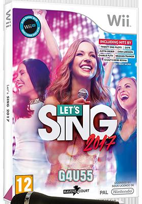 [WII] Let's Sing 2017 (2016) - SUB ITA