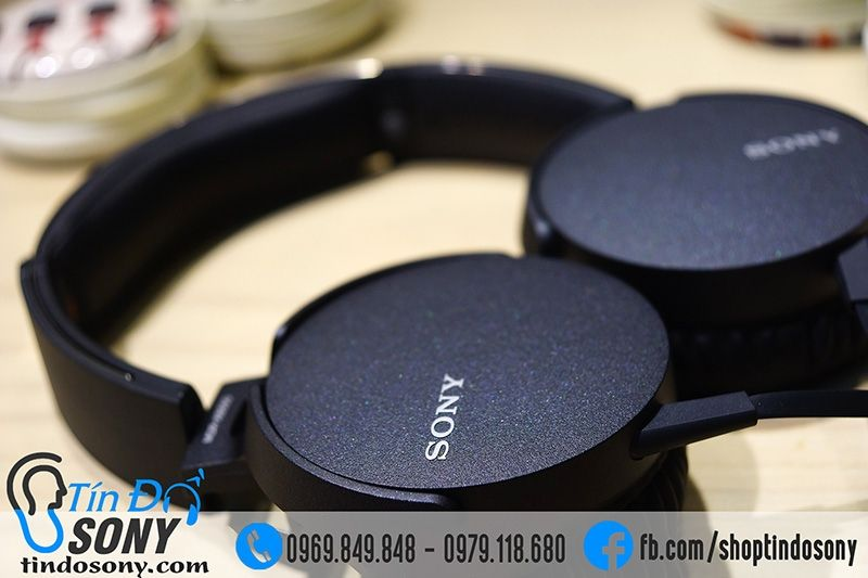 Sony MDR-XB550AP (Like New Ko box)
