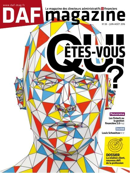 DAF Magazine - Juin/Août 2016