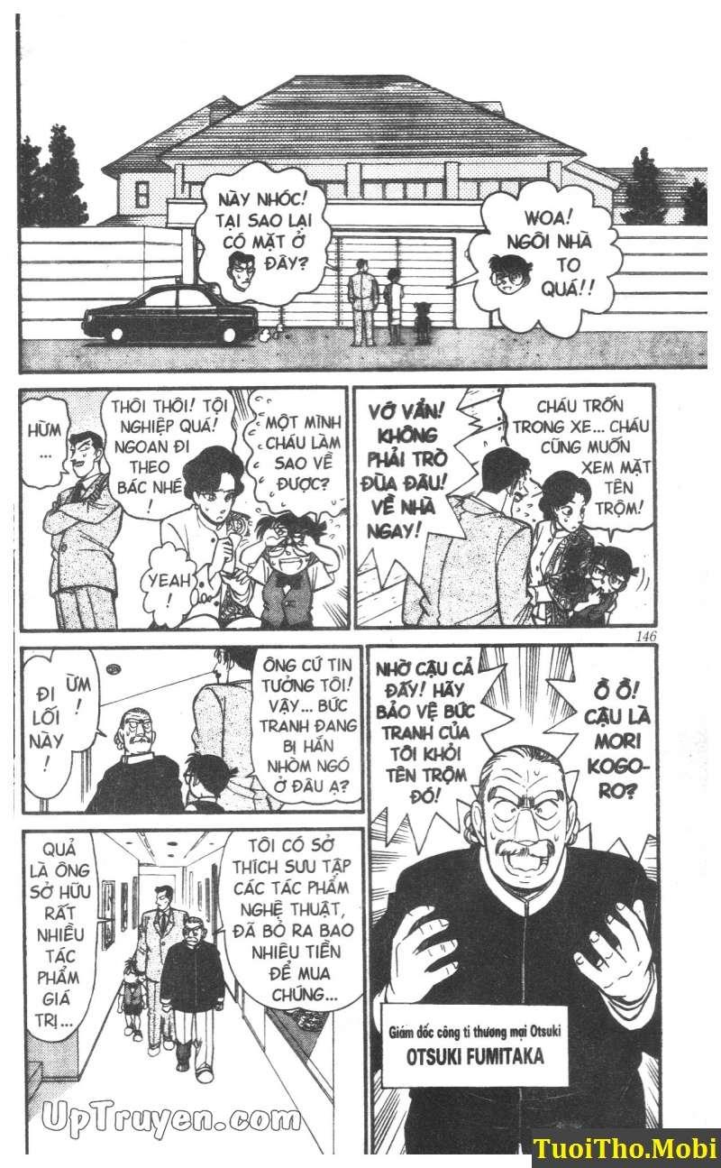 đọc truyện Conan bộ đặc biệt chap 8 trang 3
