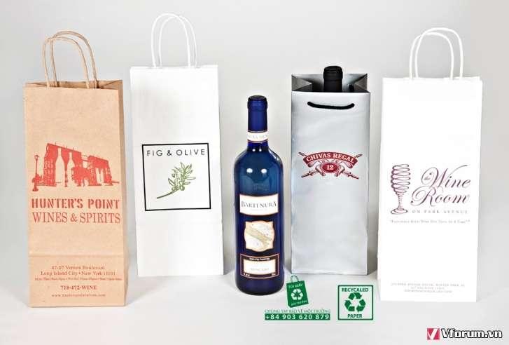 Thiết kế túi giấy theo xu hướng năm 2017