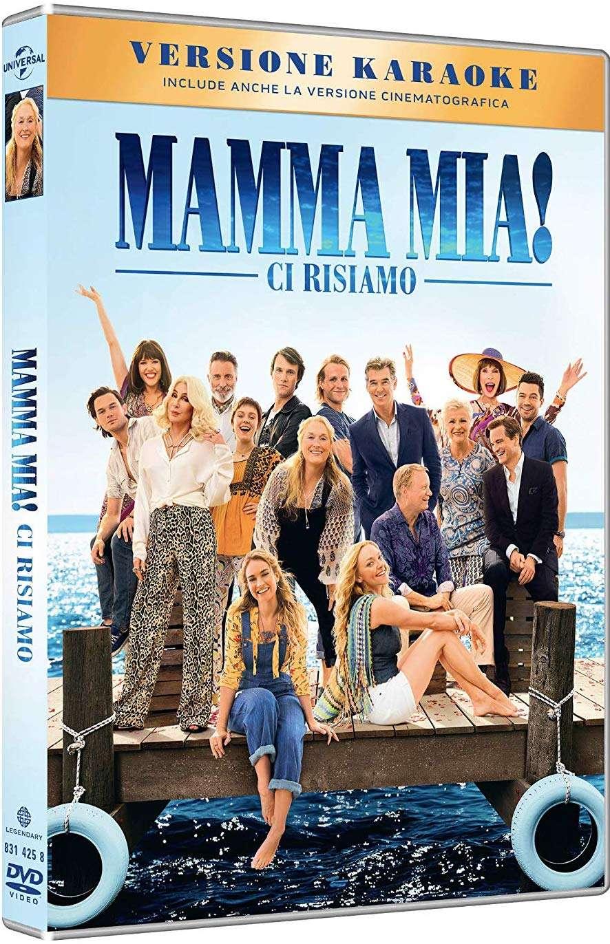 Mamma Mia! Ci Risiamo (2018) avi DVDRip ITA AC3 - DDN