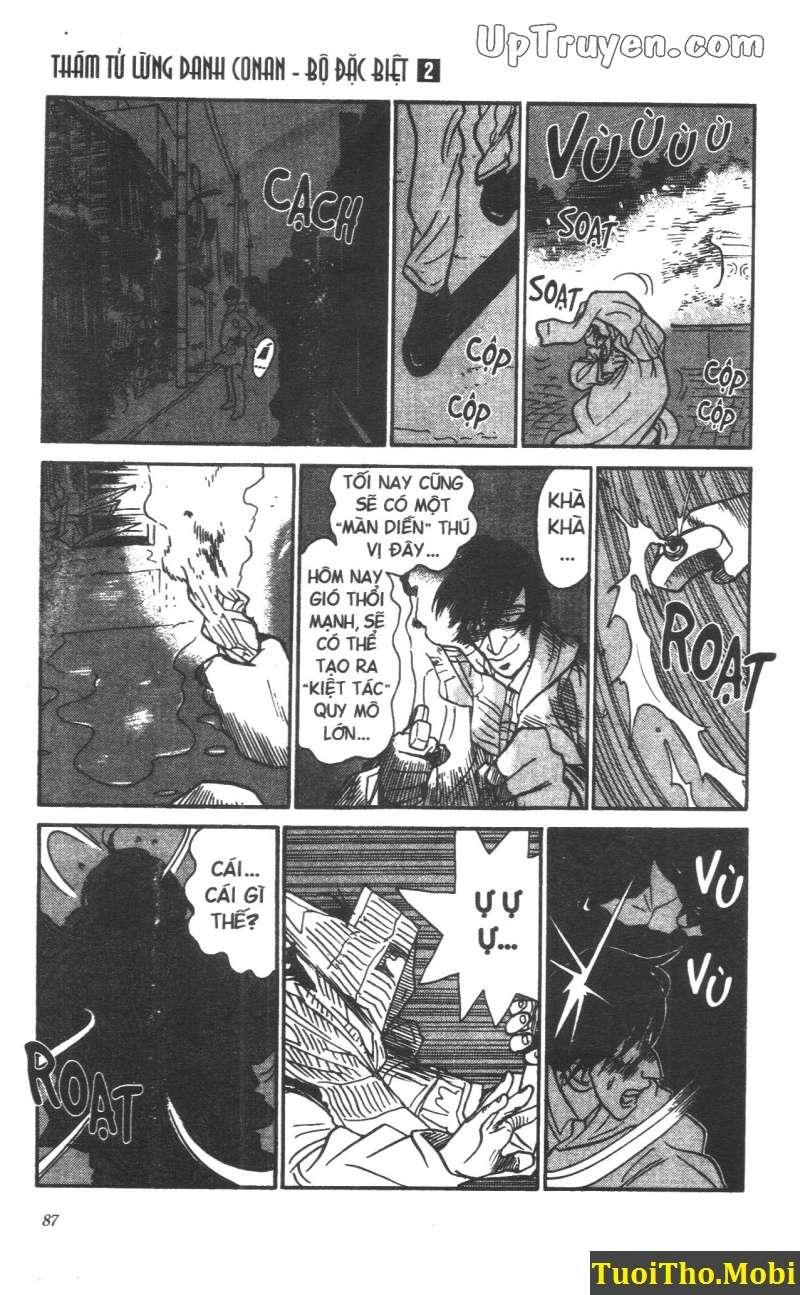 đọc truyện Conan bộ đặc biệt chap 13 trang 14