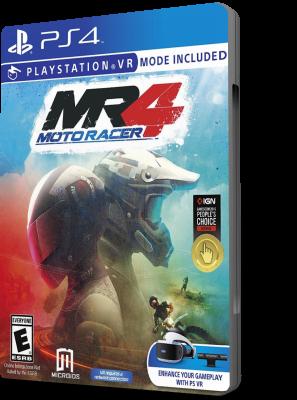 [PS4] Moto Racer 4 (2016) - SUB ITA