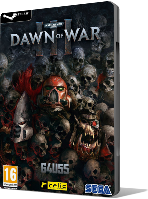 Warhammer 40,000 Dawn of War III DOWNLOAD PC SUB ITA (2017)