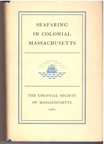 Seafaring in Colonial Massachusetts