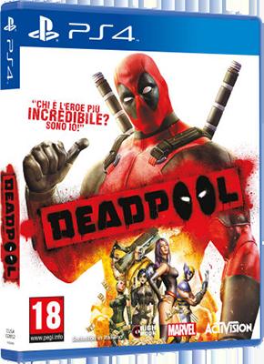 [PS4] Deadpool (2015) - SUB ITA