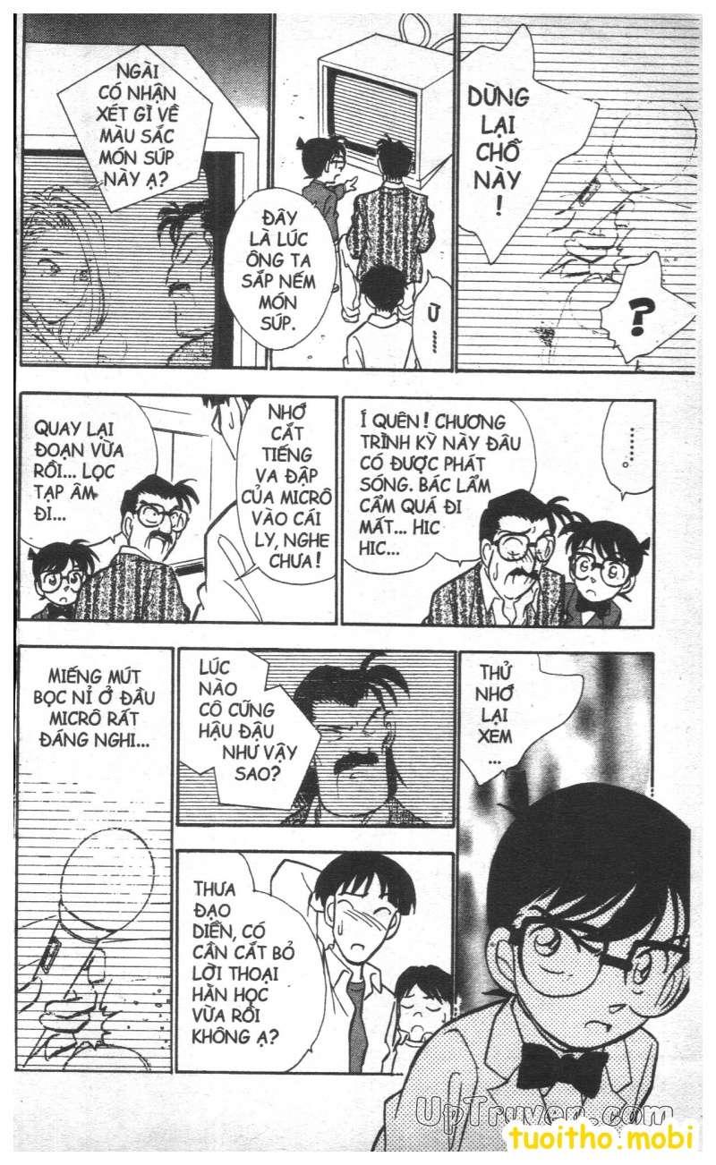 đọc truyện Conan bộ đặc biệt chap 26 trang 5