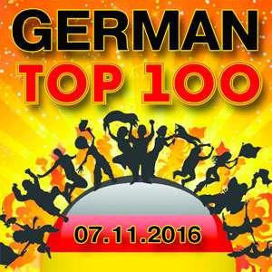 German Top 100 Single Charts - 07.11.2016 Mp3 indir