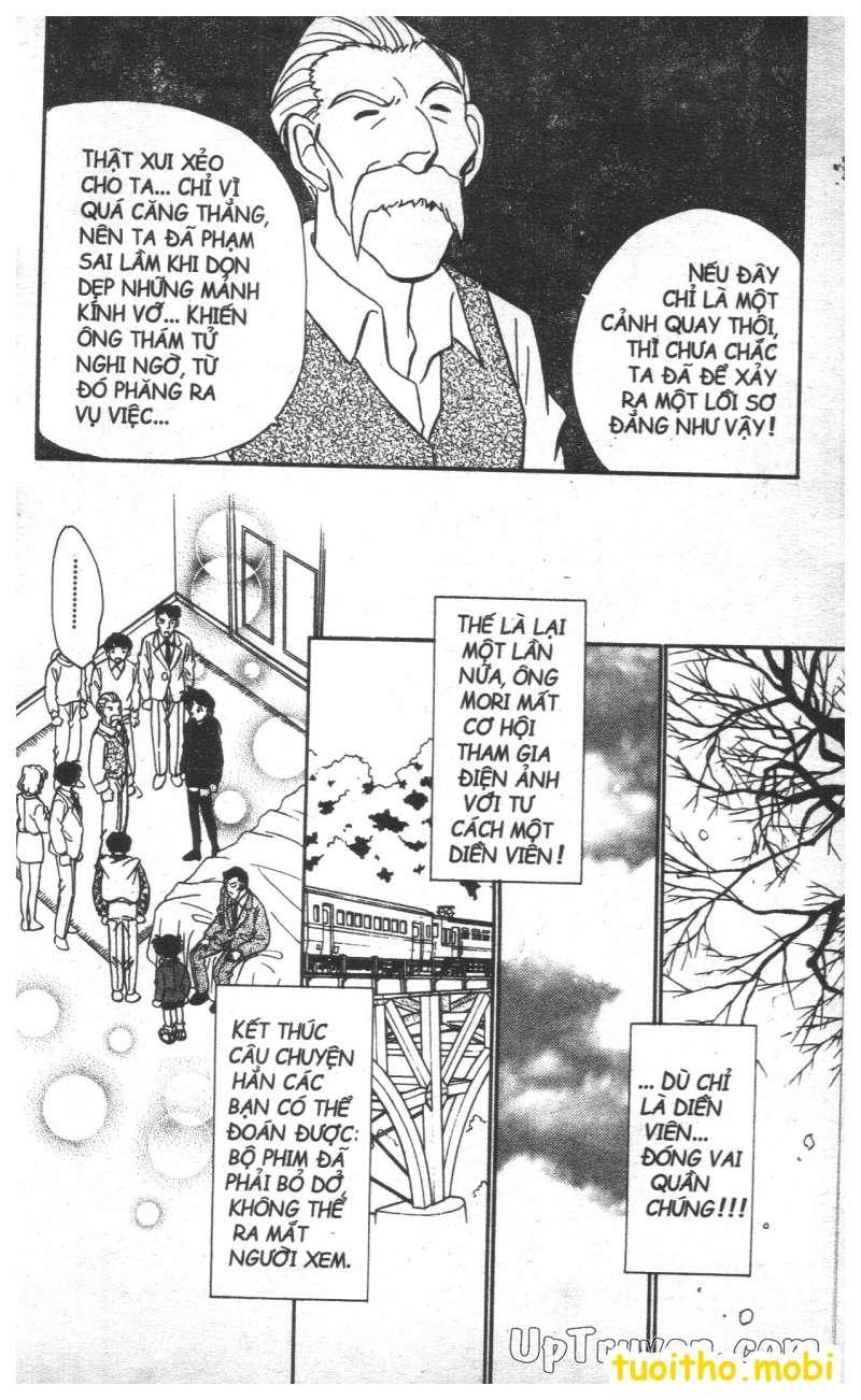 đọc truyện Conan bộ đặc biệt chap 24 trang 14