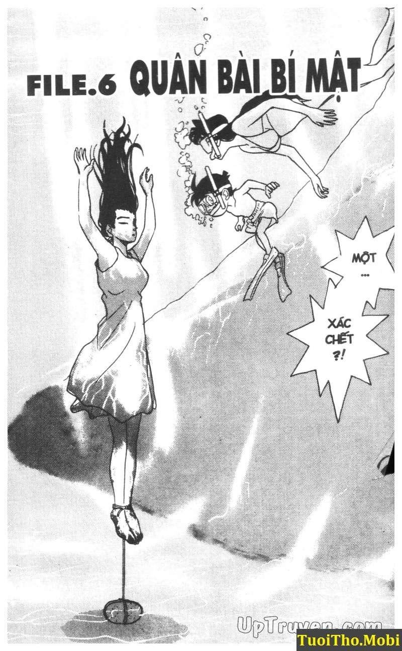 đọc truyện Conan bộ đặc biệt chap 6 trang 1